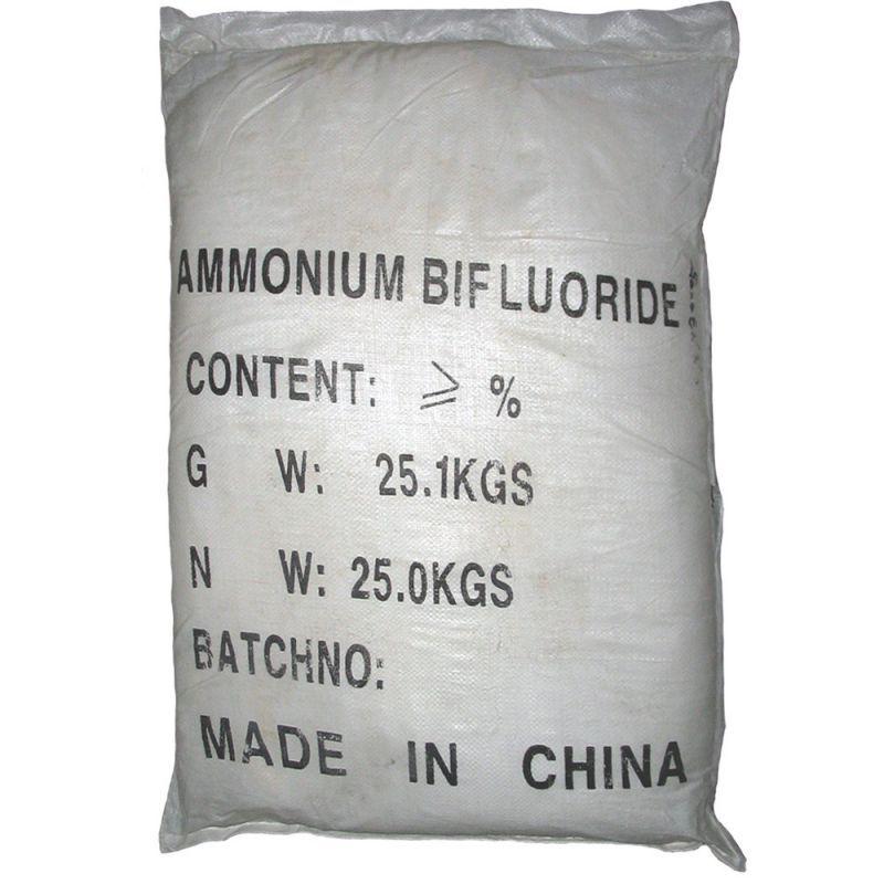 化学試薬剤弗化水素アンモニウム